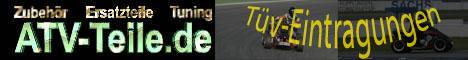 ATV Quad Buggy Teile, Zubehör und Tuning Shop